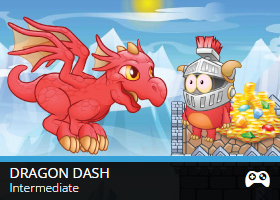 Hour of code - Dragon Dash