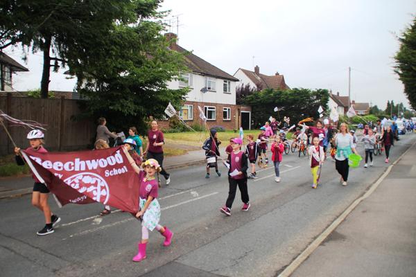 Woodley Carnival 2015