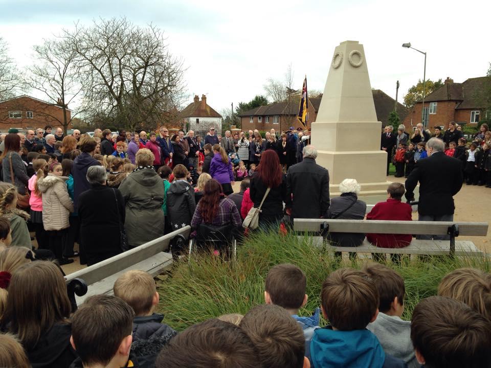 Remembrance Day - November 2015