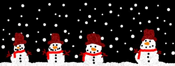 Yana Mistry Christmas Banner