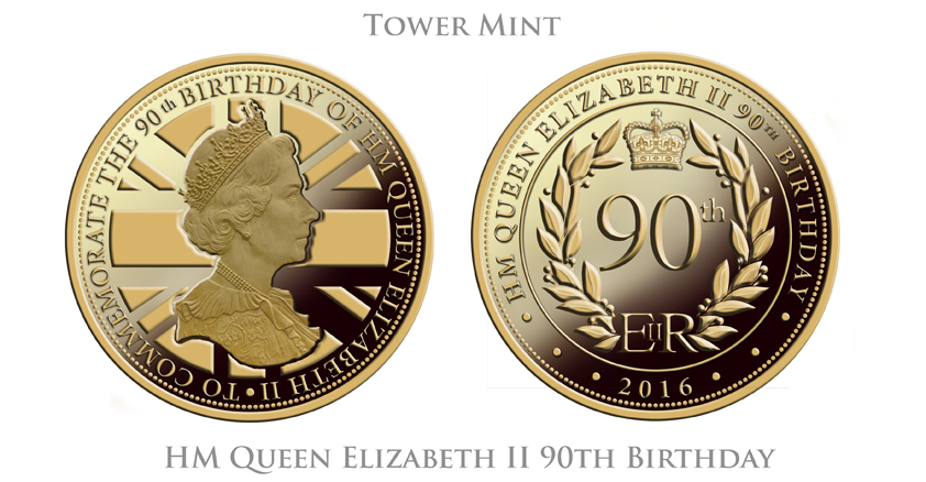 Queens-90th-Birthday-Coin