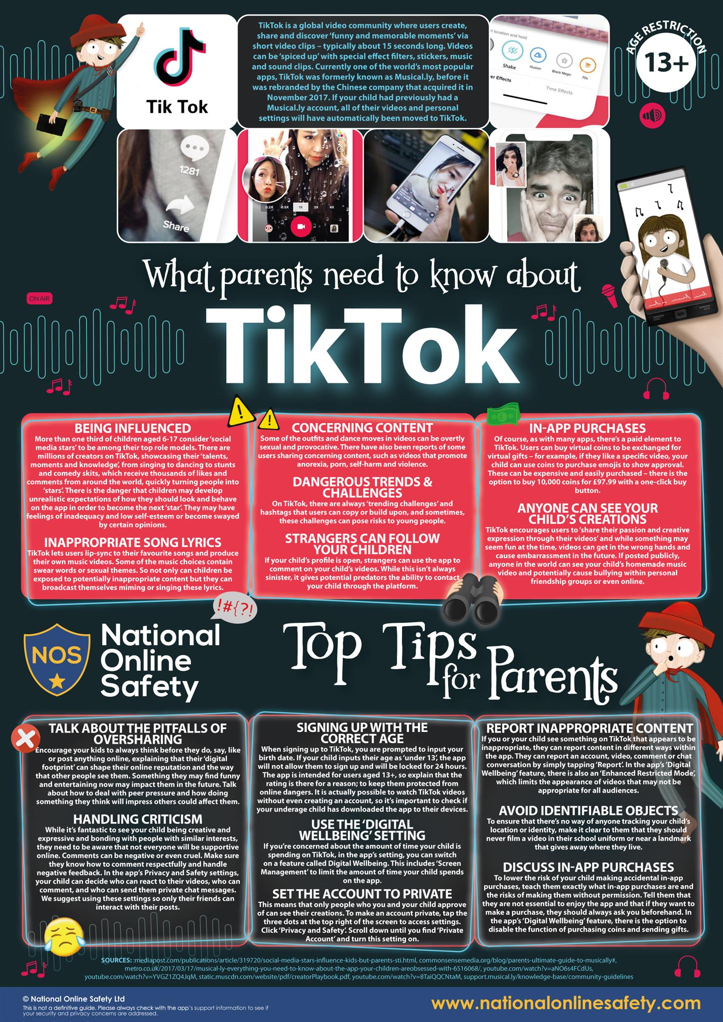 Image result for tik tok app dangers